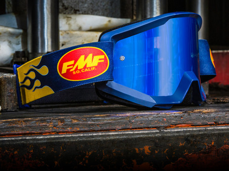 FMF Goggles Arrive In NZ