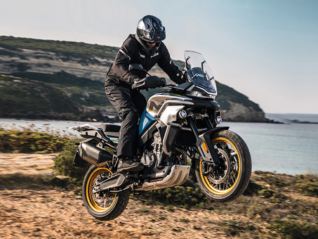 CFMoto 800MT Australasian Pricing Announced - Could This Be The Best Value Adventure Bike?