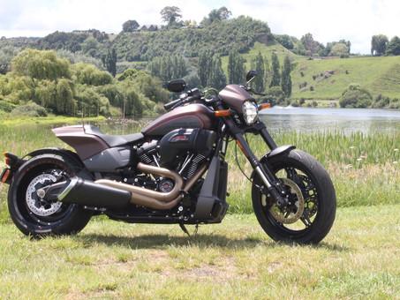 Harley-Davidson FXDR Review