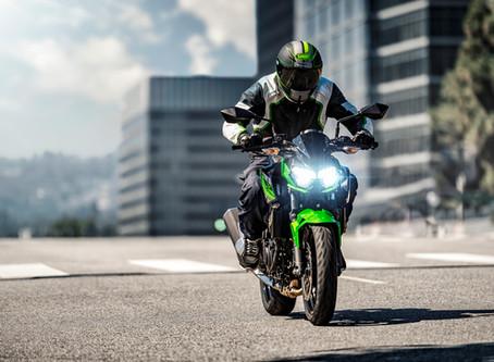 Kawasaki Z400 Announced for NZ in 2019