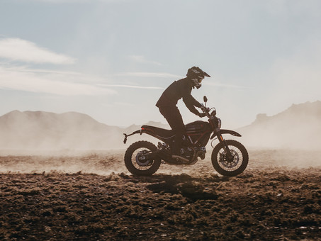 Ducati Celebrates With Limited Edition Desert Sled Fasthouse