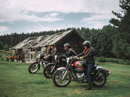 Royal Enfield Relaunches Modernised Classic 350