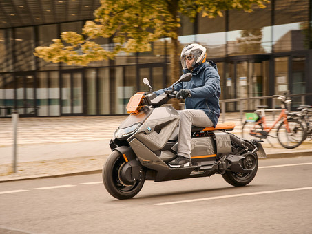 BMW Debuts CE 04 Electric Scooter But It's Not Coming To New Zealand