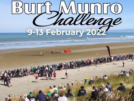 2022 Burt Munro Challenge Dates Announced