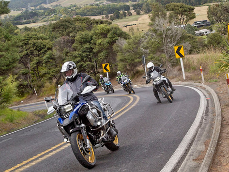A BMW GS For Every Rider