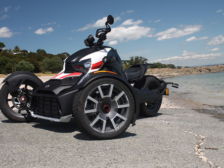 Can-Am Ryker 900 Rally Review