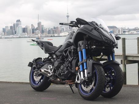 2019 Yamaha Niken Review