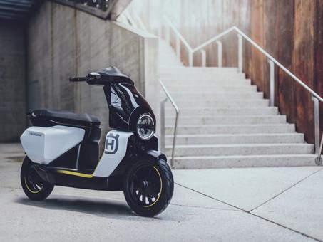 Husqvarna Announces Vektorr and Bltz E-Scooter Concepts
