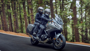 Honda Returns To Sport Touring With NT1100