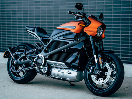 Harley-Davidson Announce New Livewire Electric Motorcycle Details