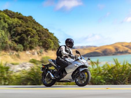 Suzuki Tops 2021 First Quarter Motorcycle Sales