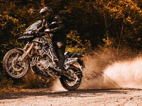 Triumph's Tiger 1200 Gets Shredded For 2022!