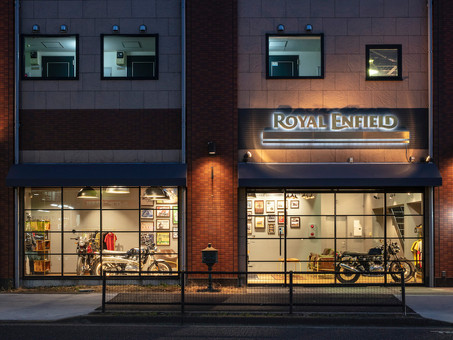 Royal Enfield Takes Fight For Two-Wheeled Supremacy to Japan's Heart