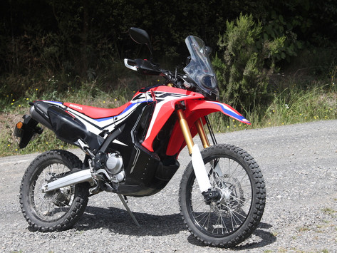 Honda CRF250L Rally: Five things to know