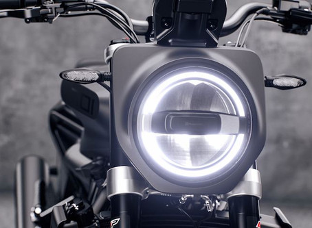 Top 5   Must-Have Motorcycle Features