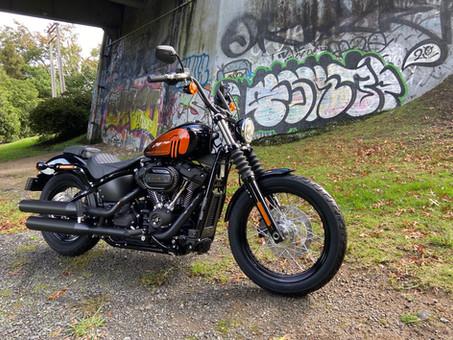 2021 Harley-Davidson Street Bob 114 Review