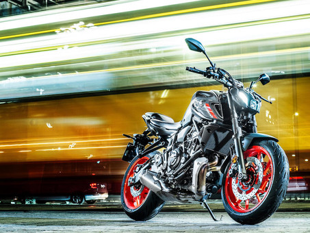 Heavily Revised Yamaha MT-07 Confirmed For April 2021 NZ Release
