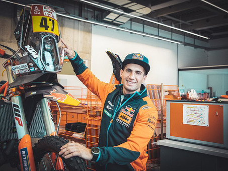 Kevin Benavides Switches To KTM
