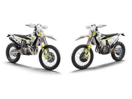 Husqvarna Releases 2021 Rockstar TE300i and FE350 Models