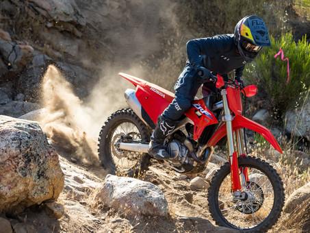 Honda Tweaks Suspension For 2022 CRF450R and RX