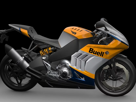 Buell Makes A Comeback (Again)