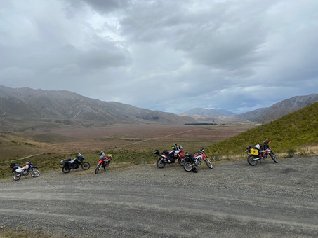Great New Zealand Motorcycle Rides | Molesworth Station