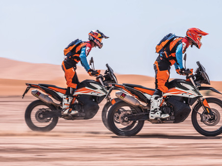 KTM 790 Adventure and Adventure R Released At EICMA