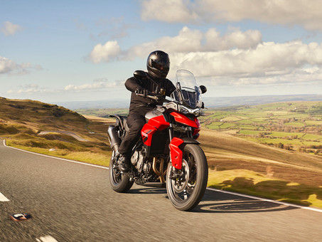 No Triumph Tiger 850 Sport For NZ