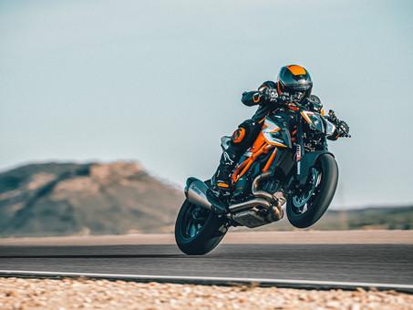 KTM Announces Rabid 1290 Super Duke RR