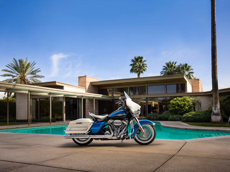Harley-Davidson Electra Glide Revival | A Classy Limited Edition From Milwaukee