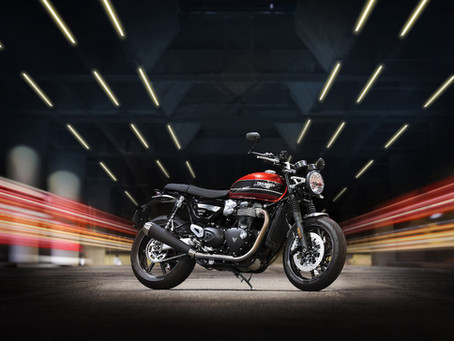 2019 Triumph Speed Confirmed for NZ