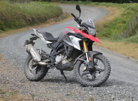 2019 BMW G 310 GS Review