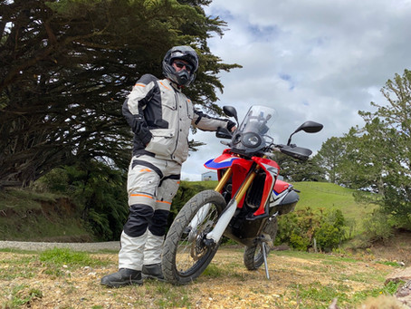 First Impressions Review | MotoDry Rallye Suit