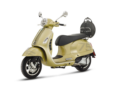 Vespa Marks 75 Years Of Style