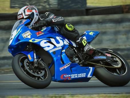 Suzuki International Series looms large on the horizon