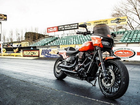 Kiwi Harley-Davidson Dealers in Contention For Custom Gong