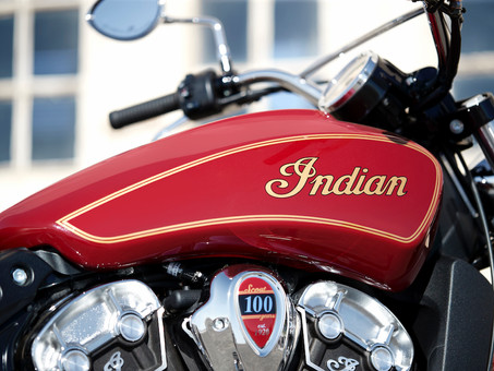 Limited Edition Indian Scout Confirmed for NZ