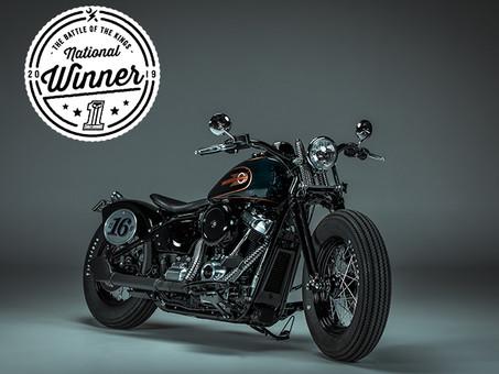 Australian Dealership Wins Harley-Davidson Battle of the Kings ANZ Title