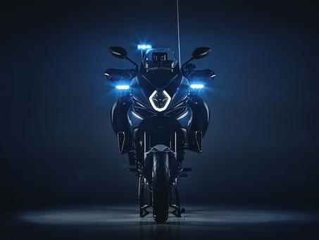Milan's Cops Score MV Agusta Turismo Veloce SCS Patrol Bikes