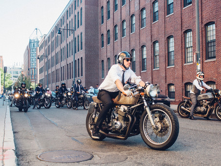 Distinguished Gentleman's Ride Shifts Dates