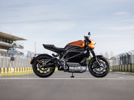 Harley-Davidson LiveWire Launches Into New Zealand