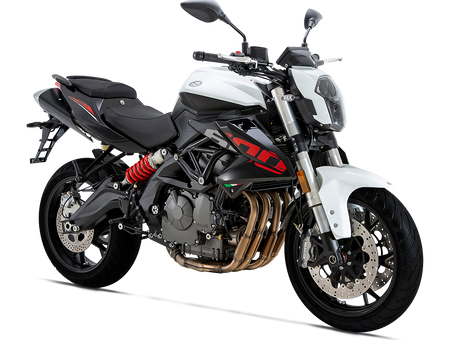 Benelli Brings 4-Cylinders Back To LAMS Market With TNT 600i