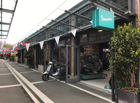 Auckland Vespa Opens – NZ's First Exclusive Vespa Dealership