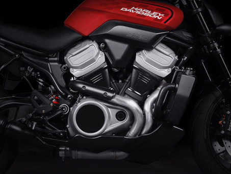 Harley-Davidson Teases Second Revolution Max Powered Motorcycle