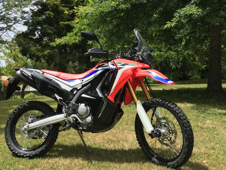 Honda CRF250L Rally Review | The Redux!