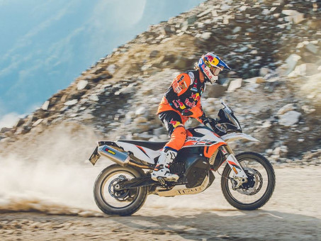KTM Reveals New 890 Adventure R and Adventure R Rally | NZ Arrival Announced