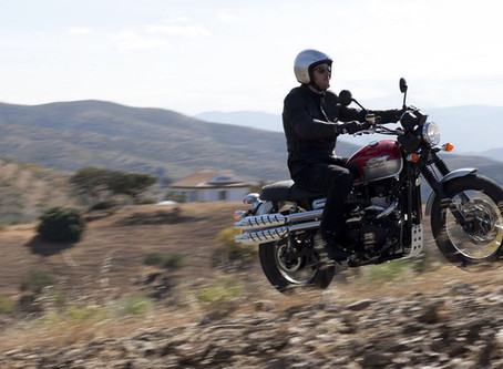 The lookback: 2015 Triumph Scrambler 900