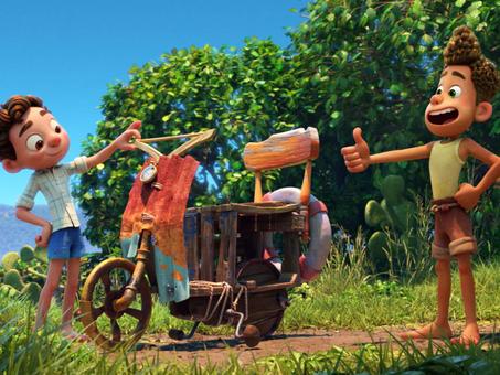 Disney Pixar's Luca Shows Motorcycles In A Rare Positive Light