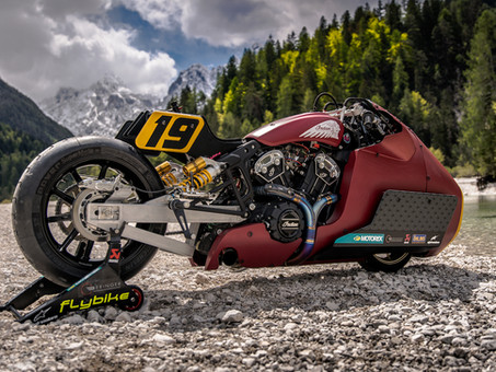 Epic Scout Bobber Custom Debuts Ahead of Sultans of Sprint Festival