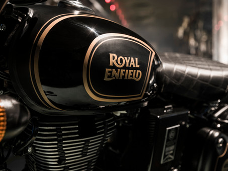 Royal Enfield Grows Into Mid-Size Dominance